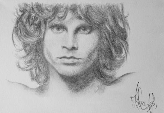Jim Morrison by nany.bj